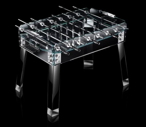 Teckell collection foosball table by b lab italia showme - Calcio balilla design ...