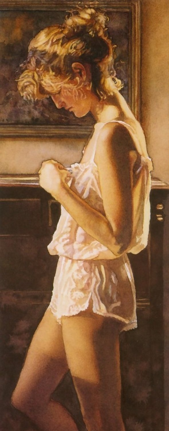 Paintings By Steve Hanks