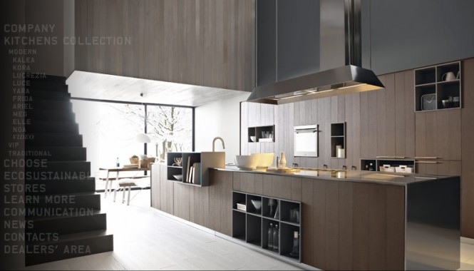 Modern kitchens from cesar showme design for Show me some kitchen designs
