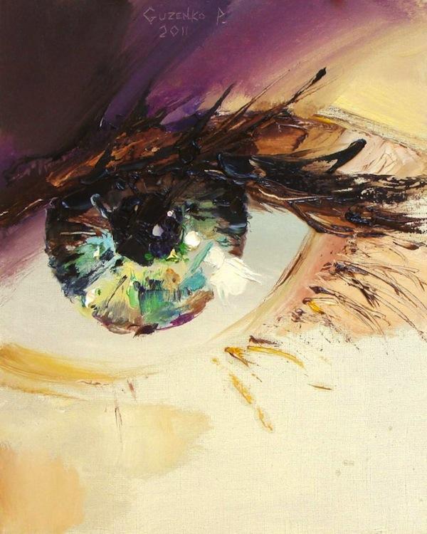 Twinkling eyes by pavel guzenko showme design - Decorarte pinturas ...