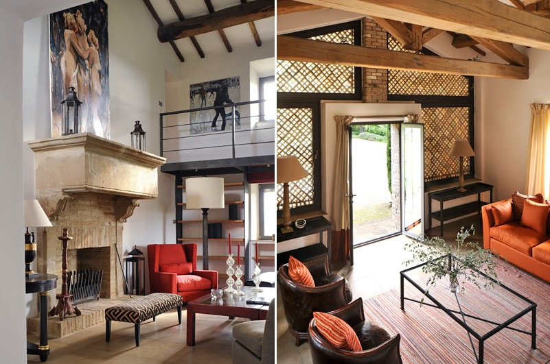 Transitioned Italian Farmhouse Showme Design