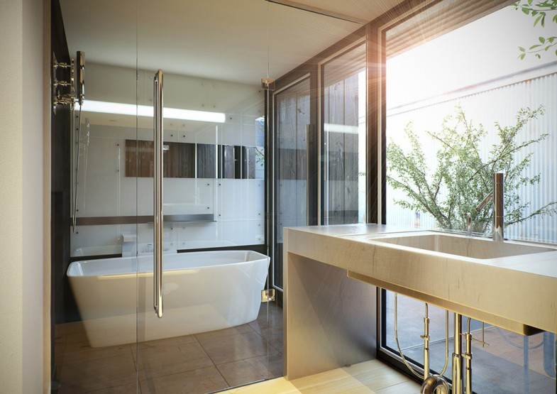 Modern Japanese Home Showme Design