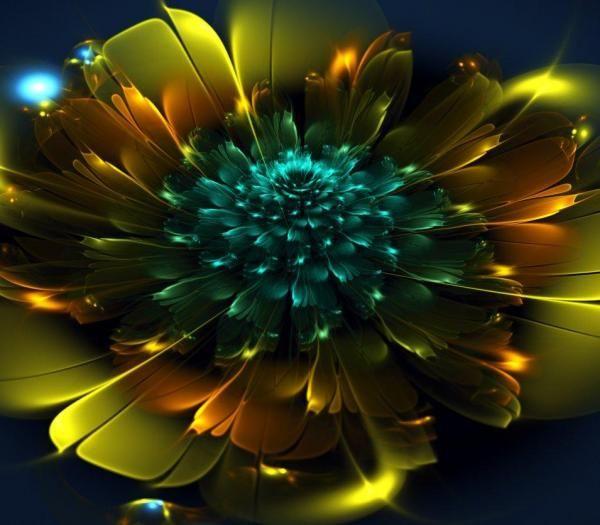digital flowers by silvia cordedda showme design
