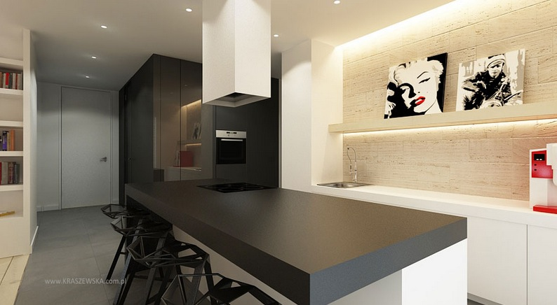 Contemporary home designs showme design for Show me some kitchen designs