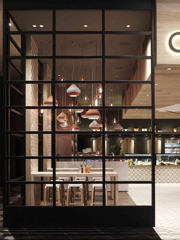Cotta cafe in melbourne showme design for Design industry melbourne