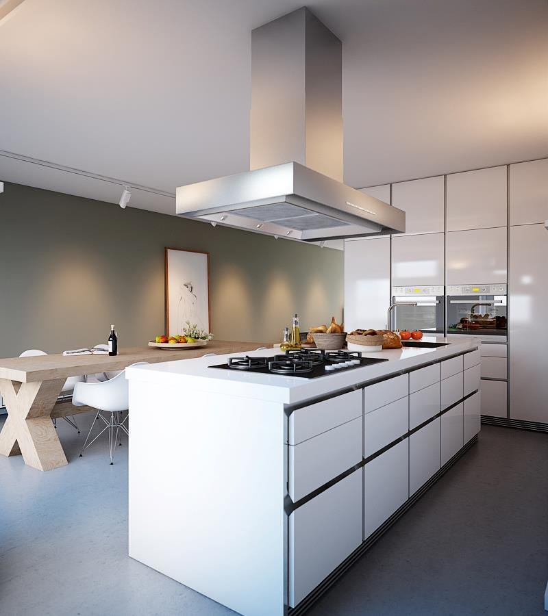 Light and bright home showme design for Show me kitchen designs