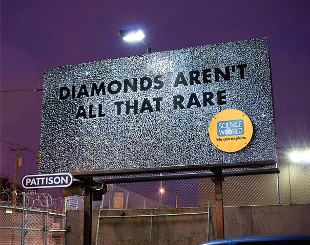 Clever Science Museum Ads Showme Design
