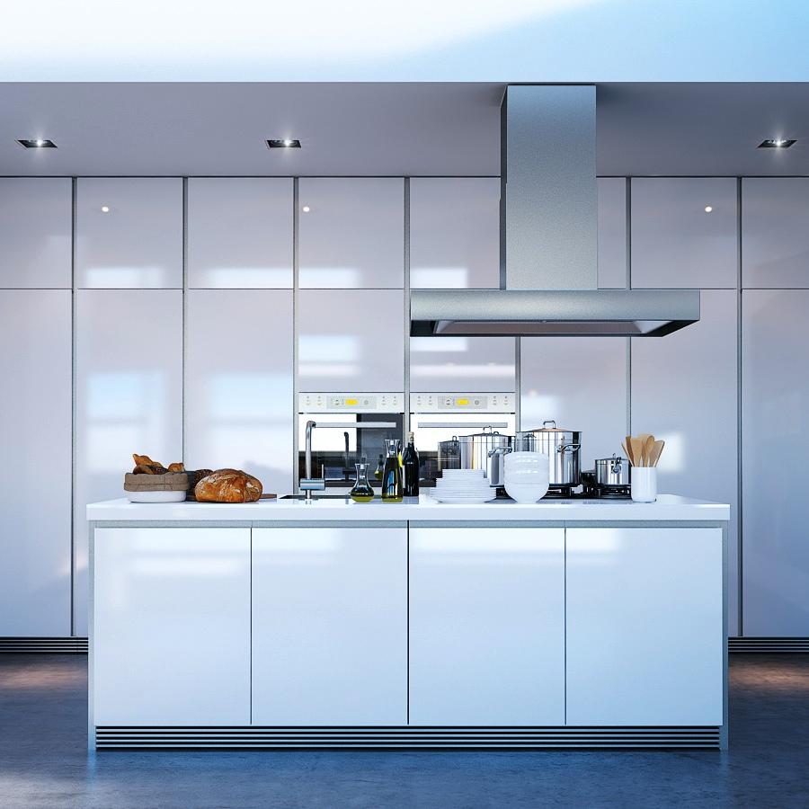 19 Modern Kitchen Islands That Are Ideal For Every Kitchen: Kitchen Island Designs