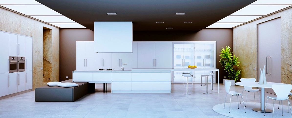 Interior designs by marc canut showme design for Show me kitchen designs