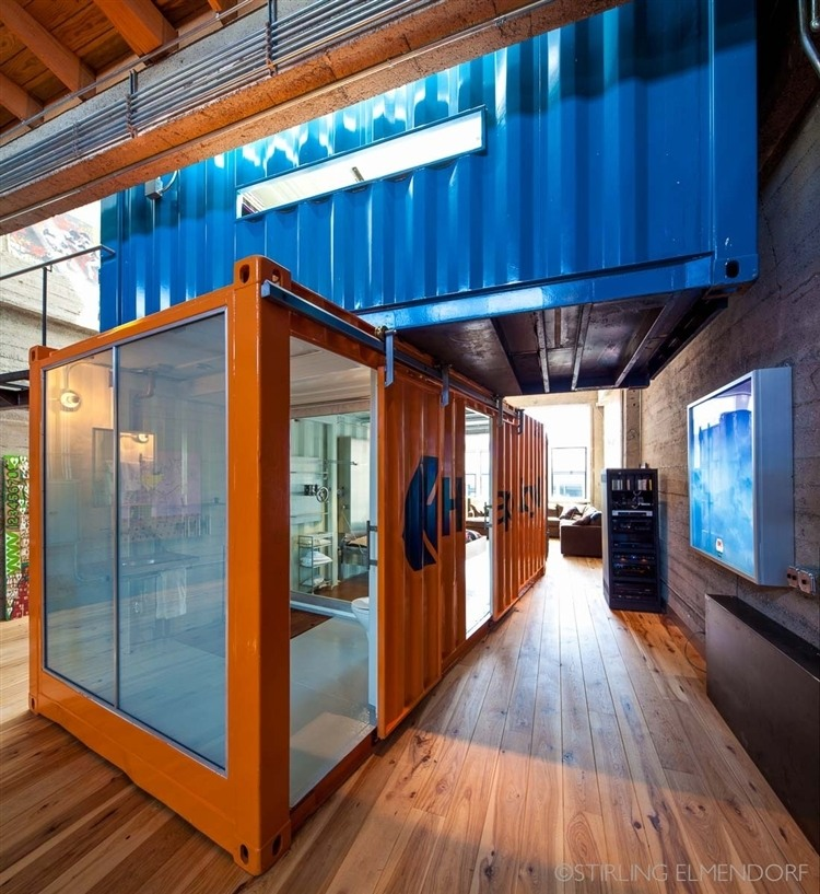 San Francisco Loft By Wardell Sagan Projekt
