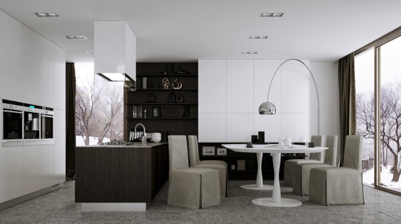 modern-kitchen-with-eat-in-dining