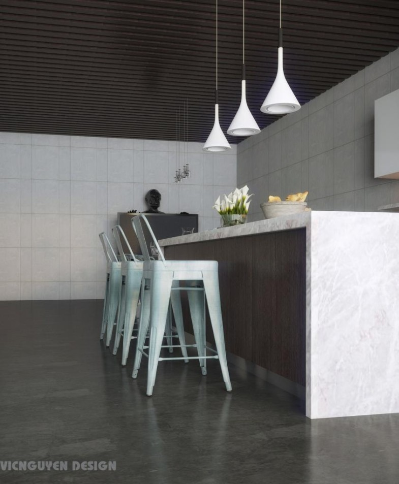 Kitchen Island You Can Eat At: Modern Eat-In Kitchen Designs