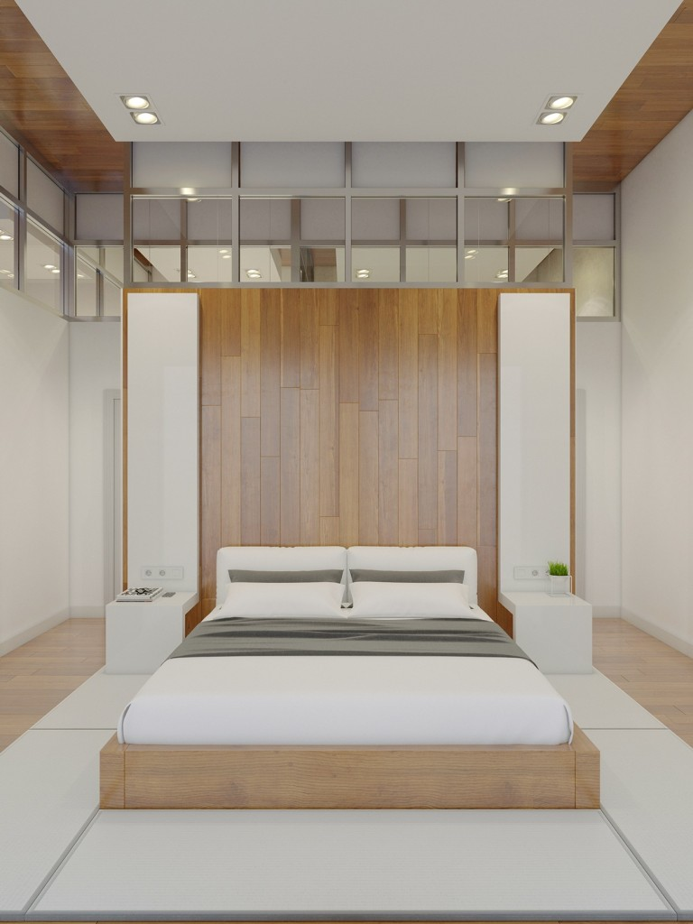 Minimalist interior showme design for Beautiful bedroom pictures me