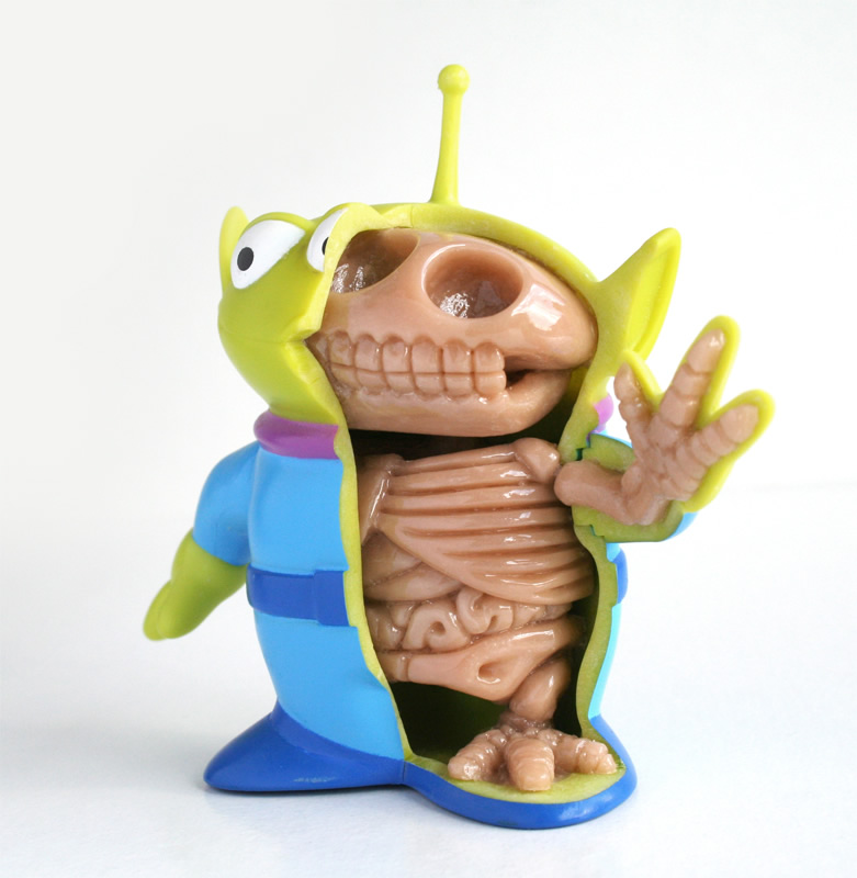 th_toy_story_alien_anatomy_sculpt_by_freeny-d2yi2ul