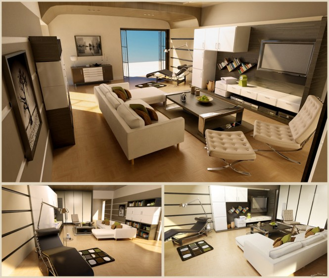 99 Beautiful White And Grey Living Room Interior: Bachelor Pad Ideas