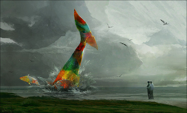 Painting Inspiration: Digital Painting Inspiration