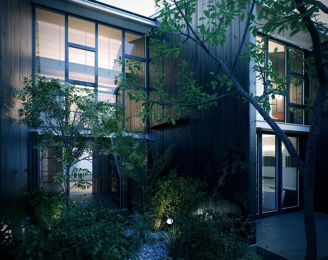 Modern japanese home showme design - Modern japanese home decor ...
