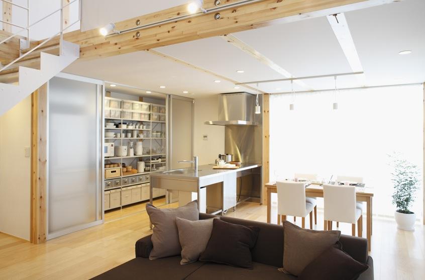 Open Plan Living Showme Design