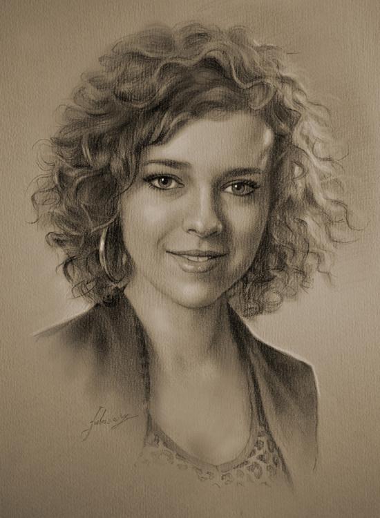 Portraits By Krzysztof Lukasiewicz Showme Design