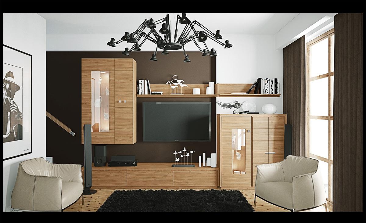 Modern living rooms showme design - Black and cream living room decor ...