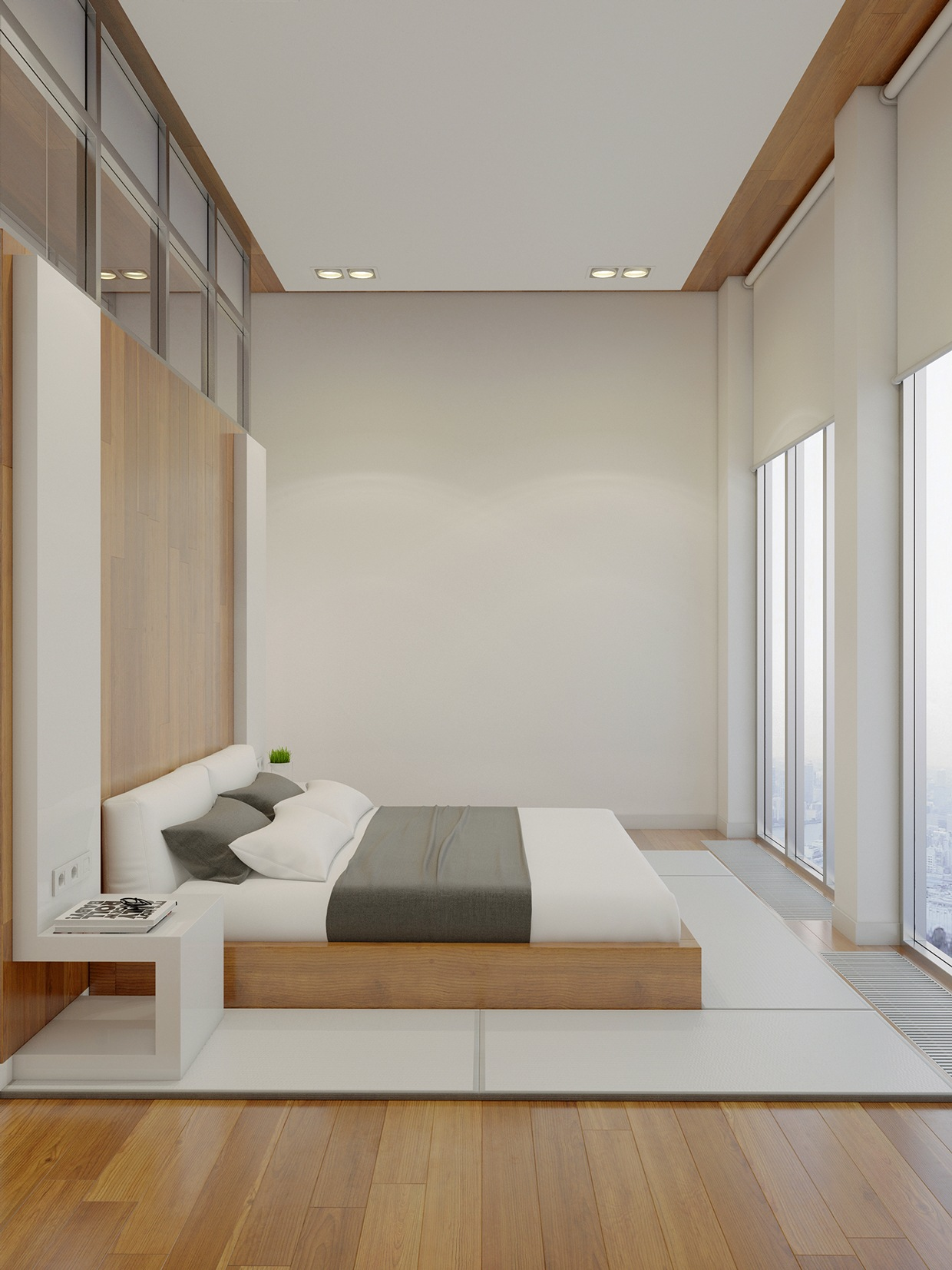 Minimalist Interior Showme Design